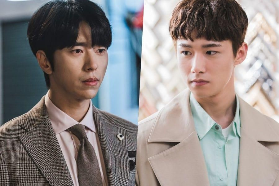 Yoon Hyun Min And Seo Ji Hoon Show Contrasting Charms In 1st Glimpse Of New Rom-Com Characters
