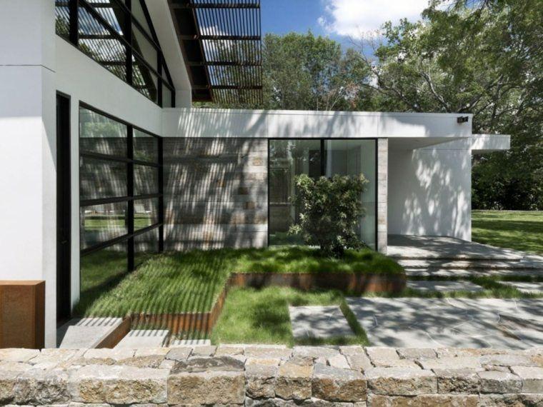 Comment Aménager Son Jardin Paysager Moderne