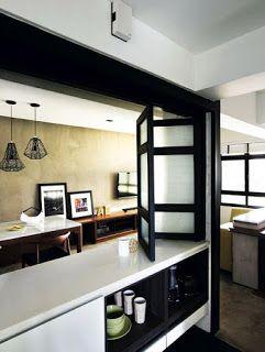 ARREDAMENTO E DINTORNI: cucine open-space ma separate   Home style ...
