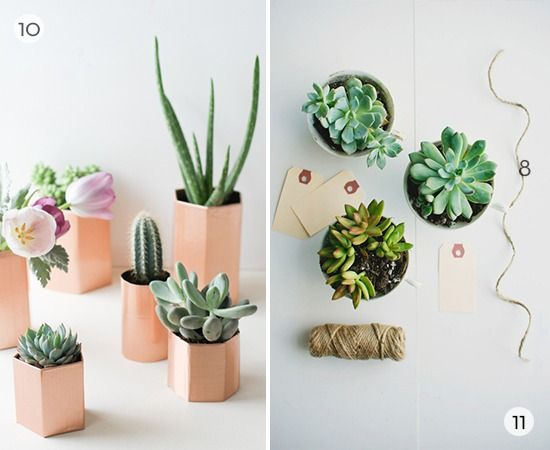 Roundup: 20 DIY Planter Ideas to Try This Summer » Curbly | DIY Design Community