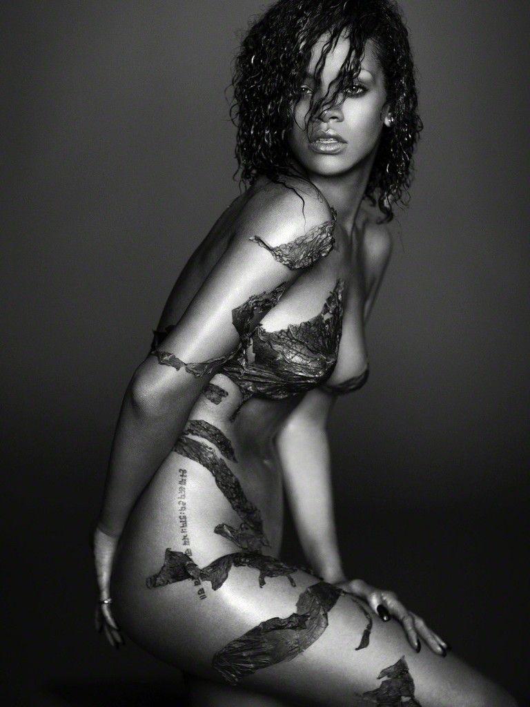 Rihanna new naked photos — photo 8