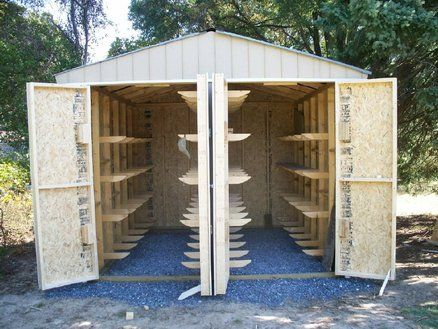 Lumber Storage Shed Lumber Storage Lumber Storage Rack Shed