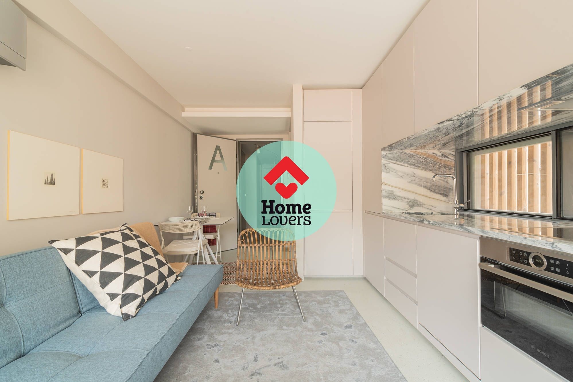 HomeLovers / Lisboa-Santo-Antonio-T1-41m2