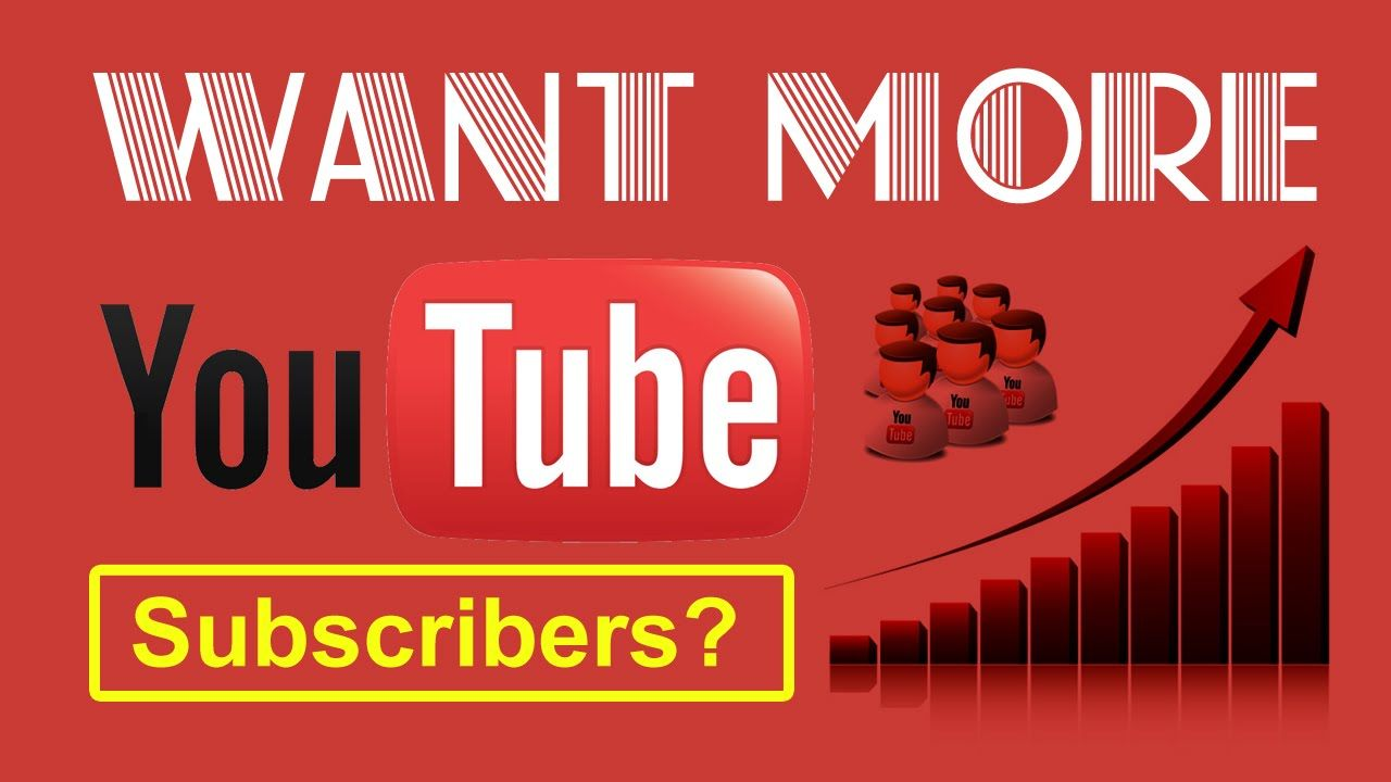 How to increase youtube subscribers youtube subscribers