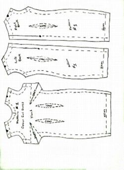 photo regarding Barbie Doll Clothes Patterns Free Printable named No cost routine satisfies 18-inch dolls - Doll Garments Routines