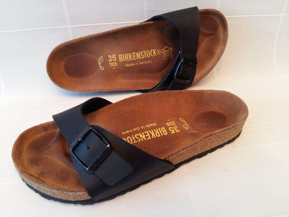 taille 40 11e78 65ce0 BIRKENSTOCK Womens Sandals Slides Mules Pantolette Flip ...