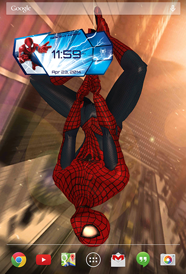 Amazing spider man 2 213 apk for android apk file named
