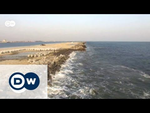 Nigeria: Lagos' battla against rising sea levels | Global 3000 - YouTube