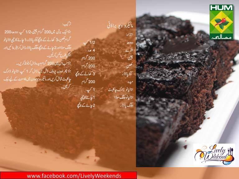 cake recipes chocolate mug cakes