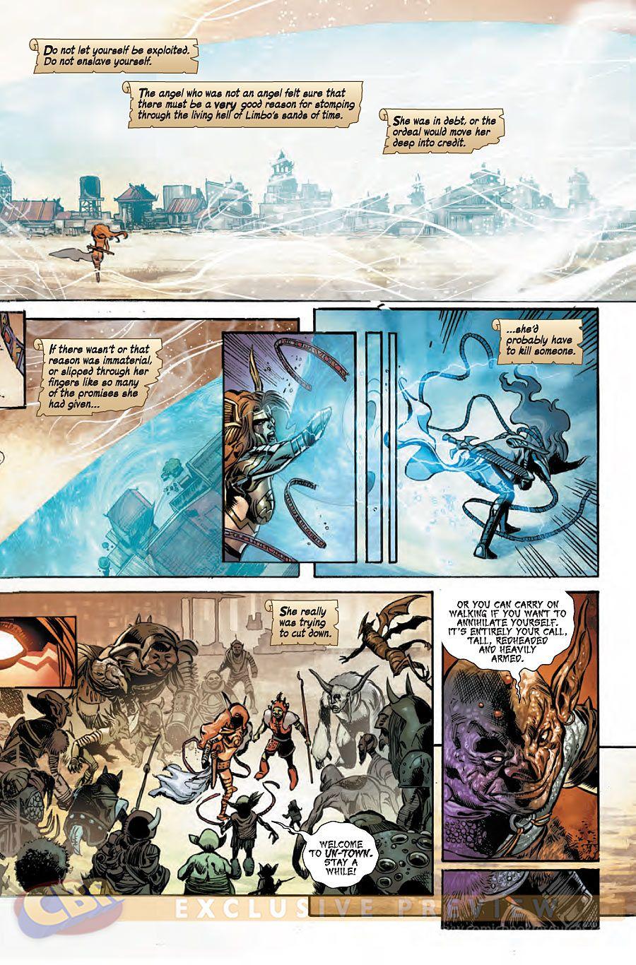 Preview: Angela: Asgard's Assassin #1,   Angela: Asgard's Assassin #1 Story: Kieron Gillen & Marguerite Bennett Art: Phil Jimenez, Tom Palmer & Stephanie Hans Cover A: Stephani..., http://all-comic.com/2014/preview-angela-asgards-assassin-1/,  #All-Comic #All-ComicPreviews #Angela:Asgard'sAssassin #Comics #DanGreen #FrankD'Armata #JoeQuesada #KieronGillen #MargueriteBennett #Marvel #PhilJimenez #Previews #SkottieYoung #StephanieHans #TomPalmer