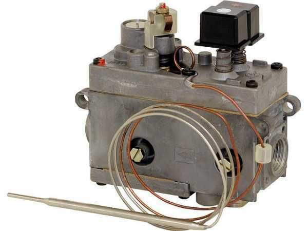 VALVOLA GAS  SIT MINISIT FRIGGITRICE BULBO 6MM 110-190 GRADI 0710756 0.710.756
