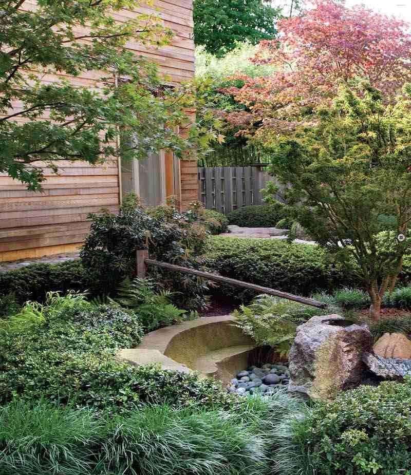 Décoration jardin japonais - la comprendre afin de la ...