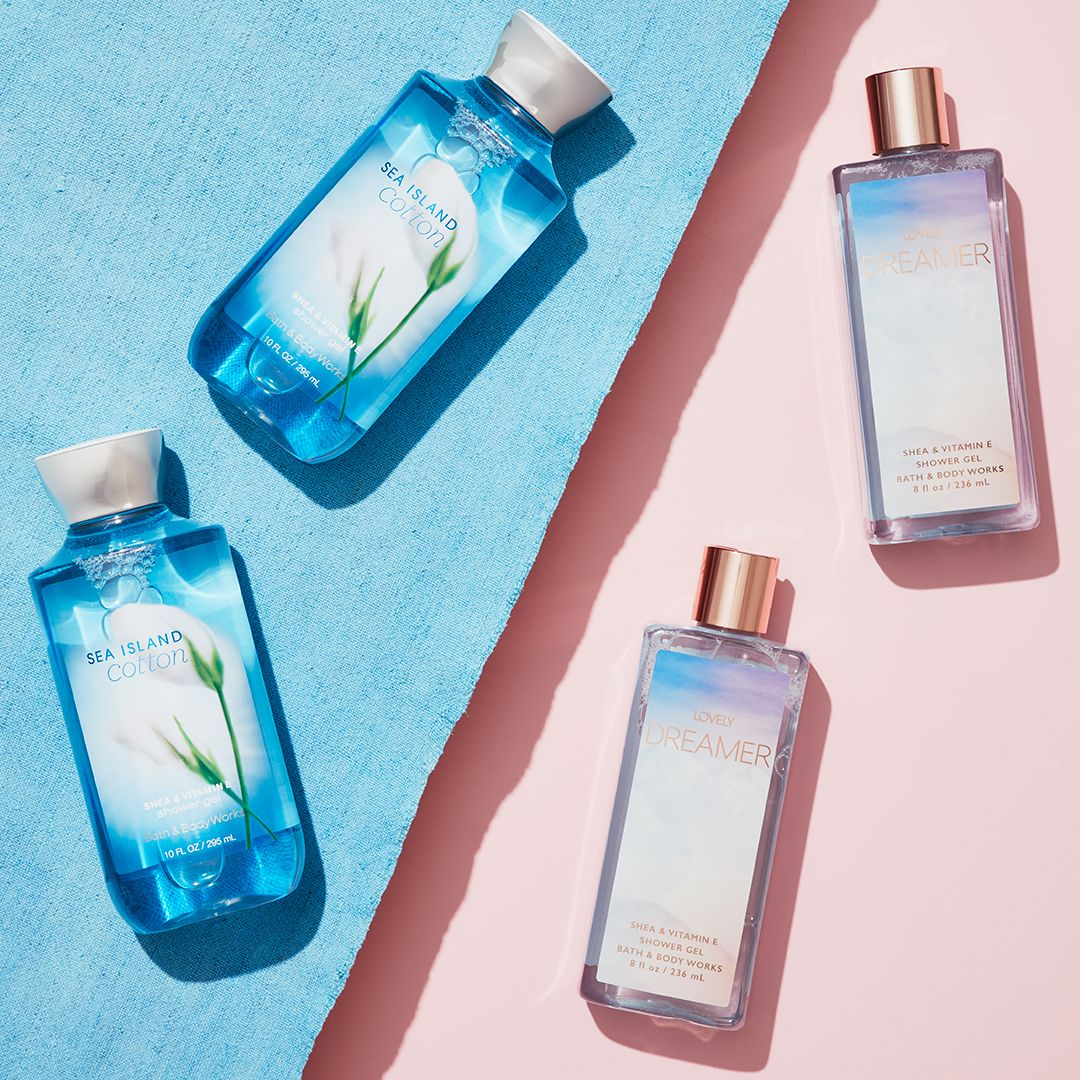 The Freshest Fragrances New Lovely Dreamer Sea Island Cotton