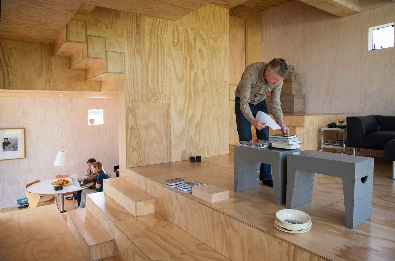 Gallery - Stair House / Onix - 8