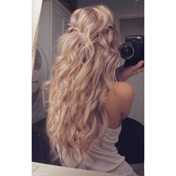 Beautiful Long Wavy Hair Hair Curly Hair Styles Long