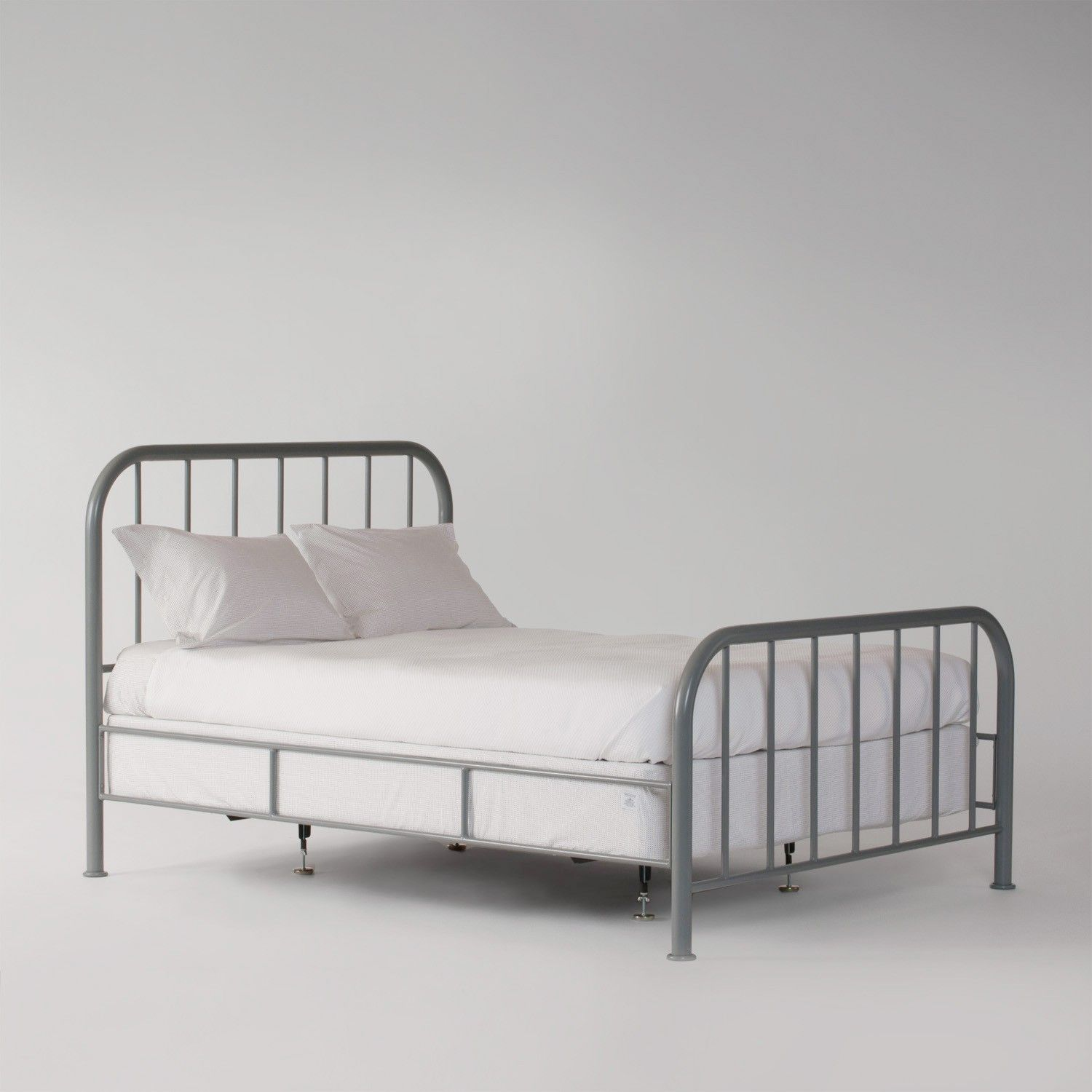 Hamilton Bed  Machine Gray