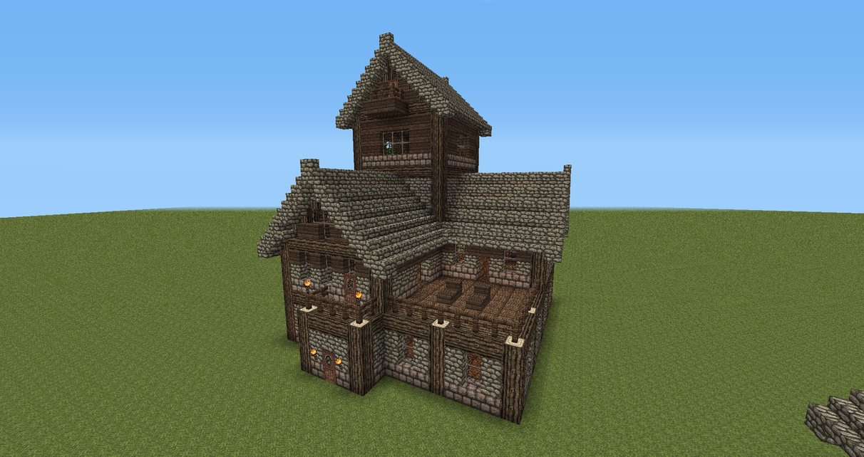 Another Beautiful Medieval Building - Screenshots - Show Your Creation