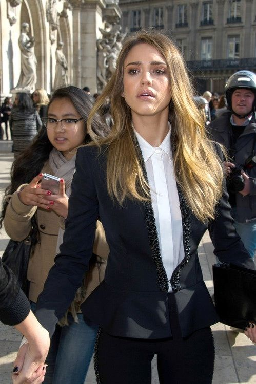 LOVE women in suits. Such a sexy look