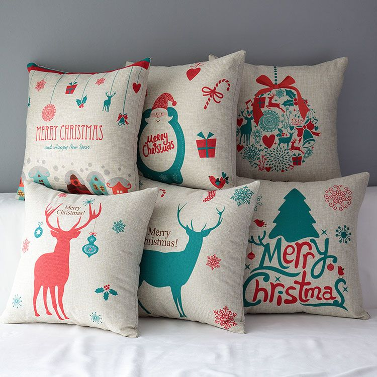 applique christmas cushions - Google Search & applique christmas cushions - Google Search | Christmas fun ... pillowsntoast.com