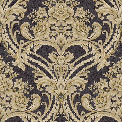 Best Product Details Damask Wallpaper Floral Damask Damask Wallpaper Bedroom 400 x 300