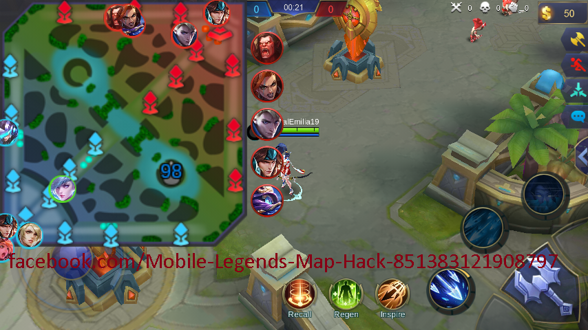 Mobile Legends Map Hack Free Download files New Patch 2019