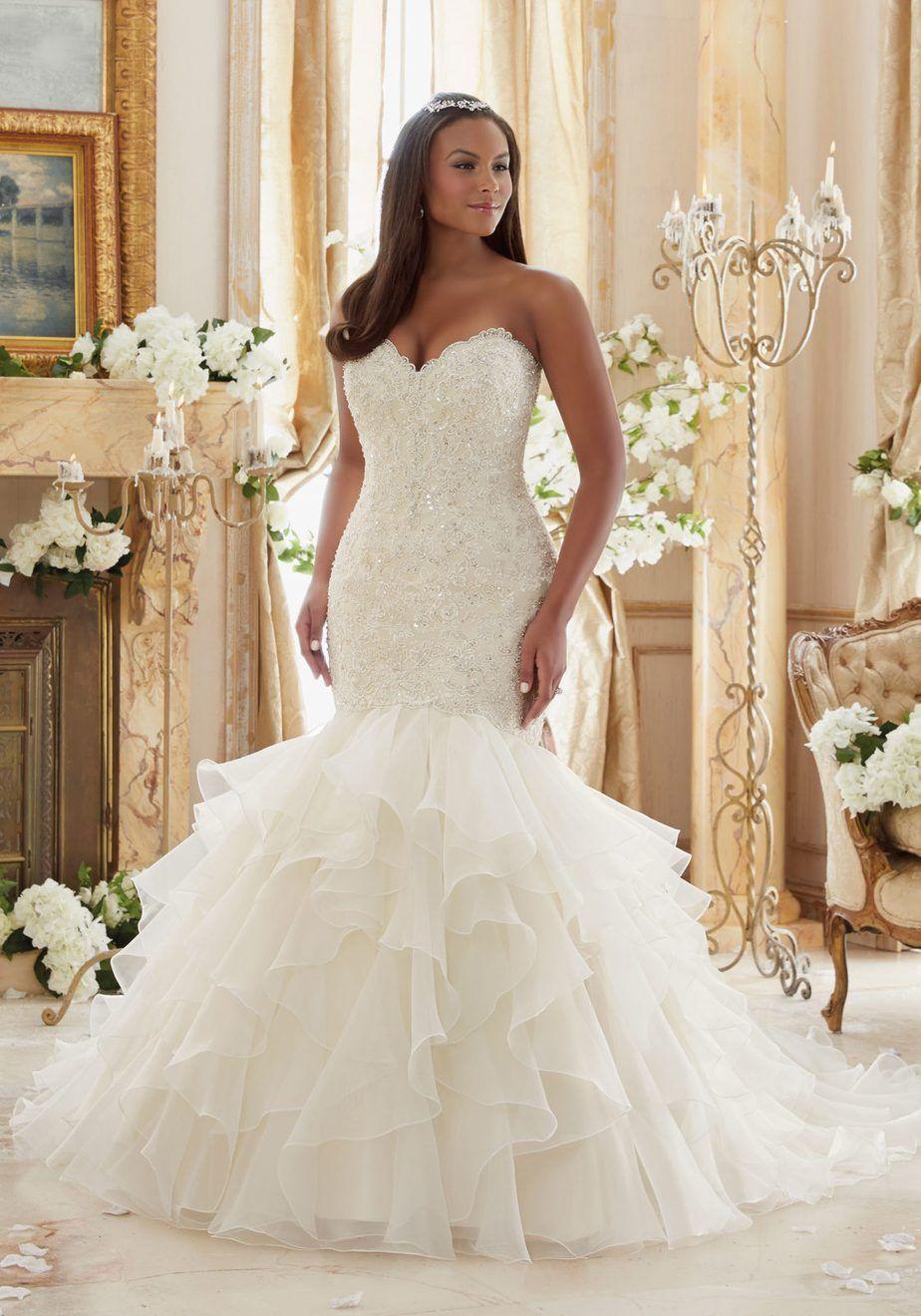 Julietta By Mori Lee 3201 Mermaid Wedding Dress Plus Size Wedding Gowns Mermaid Dresses [ 1320 x 924 Pixel ]