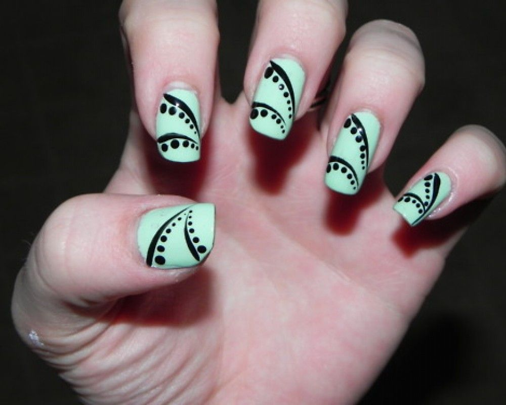 Image result for line nail designs | Manicures | Pinterest | Manicure