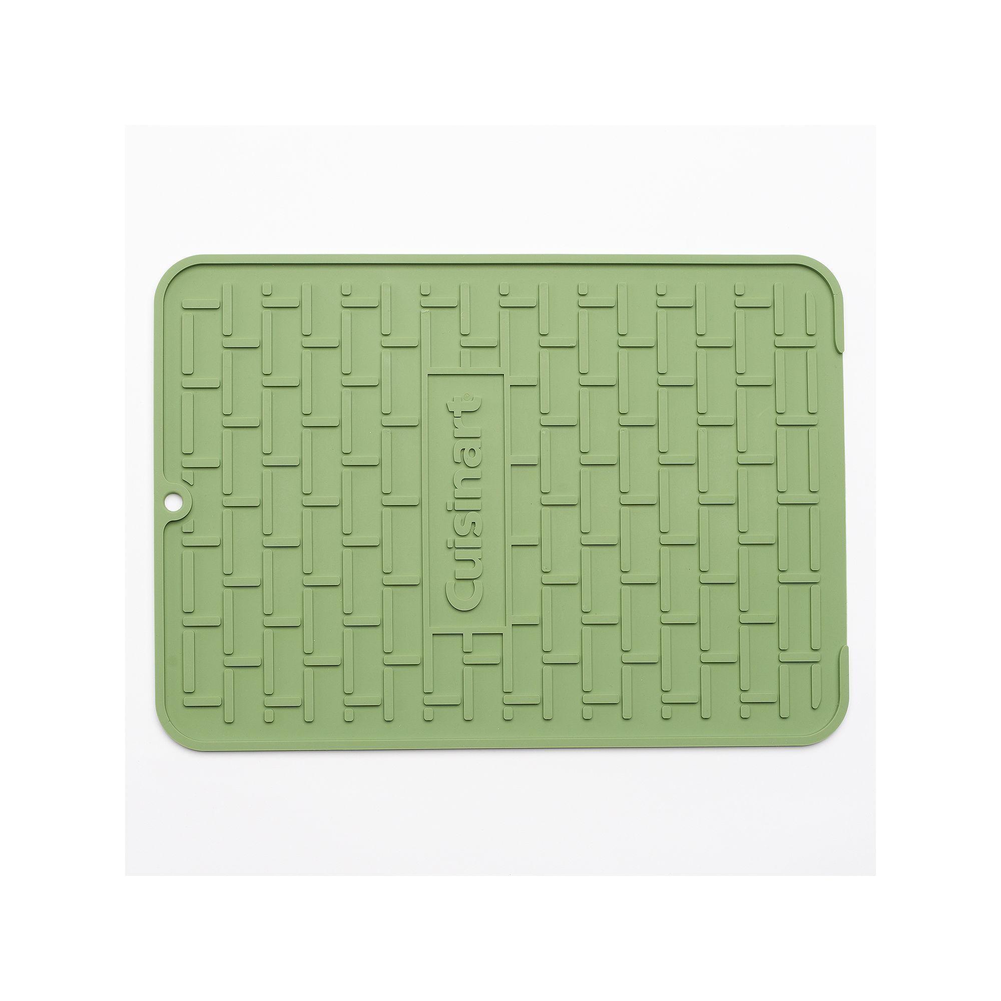 Cuisinart Silicone Dish Drying Mat In 2020 Dish Drying Mat