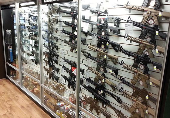 gun selection