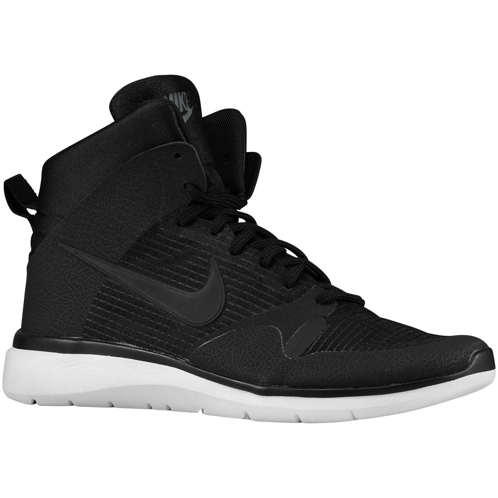 Nike Dunk Ultra Modern - Women's - Basketball - Shoes - Black/Dark Grey/White/Black