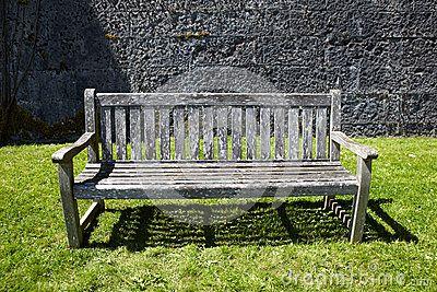 Vintage Wooden Garden Bench Wooden Garden Benches Garden Bench Bench