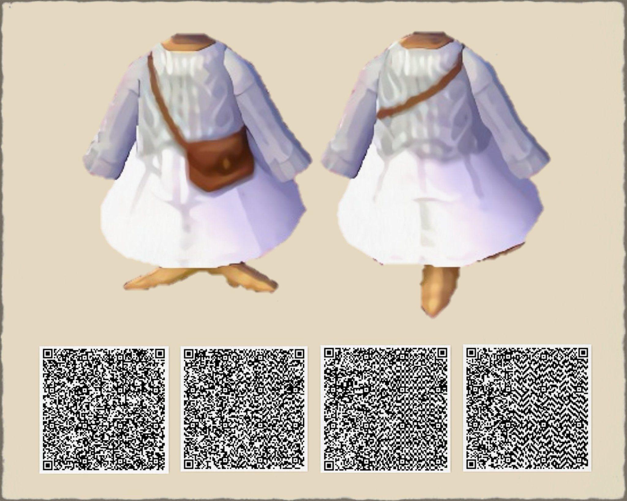 コード あつ 森 服
