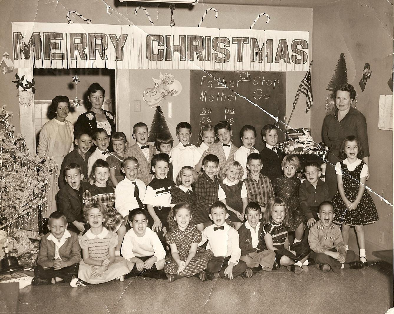 Mrs. Jebker\'s Kindergarten, San Angelo, TX, 1958-1959 | San Angelo ...