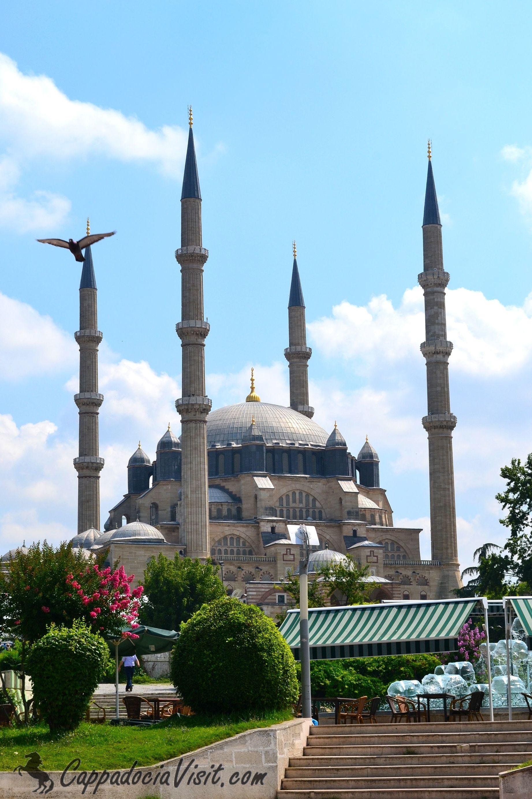 выложила эдирне турция фото отель рядом с мечетью этом незадолго