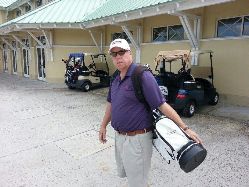 Future President of the PGA Tour Professional Caddies