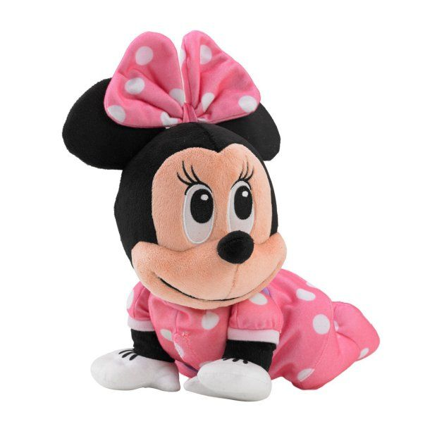 50 Toys For 1 Year Old Girl Christmas Gifts In 2019 Baby Minnie Crawling Baby Toys Baby Minnie Mouse