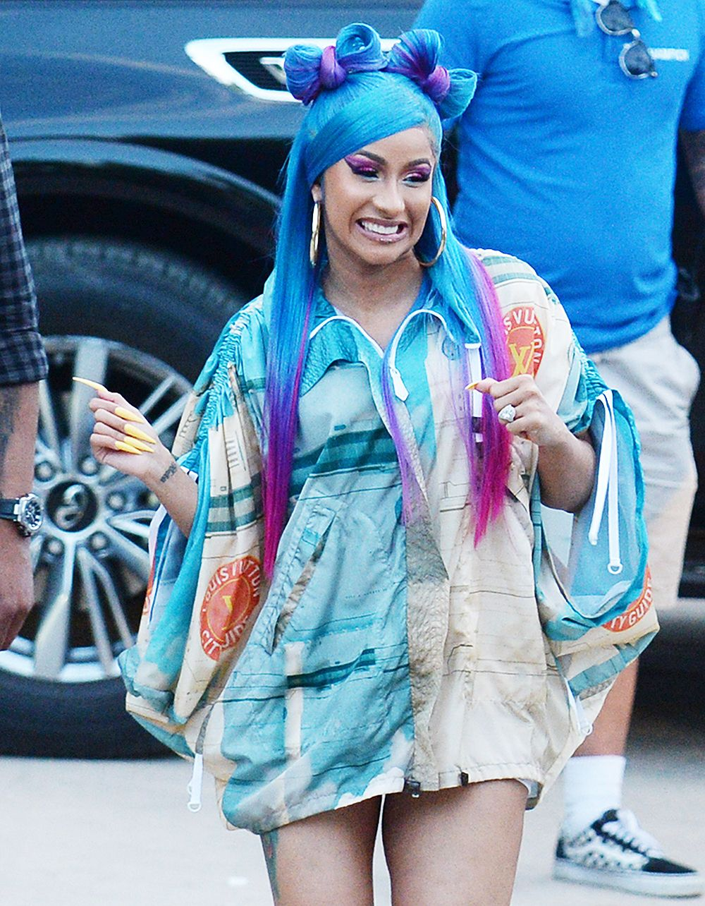 Craziest Coachella Outfits Of All Time — PICS Cardi b