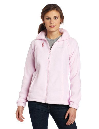 ade2dd46344 ... Full Zip Fleece. Columbia Women s Tested Tough In Pink Benton Springs  Ful