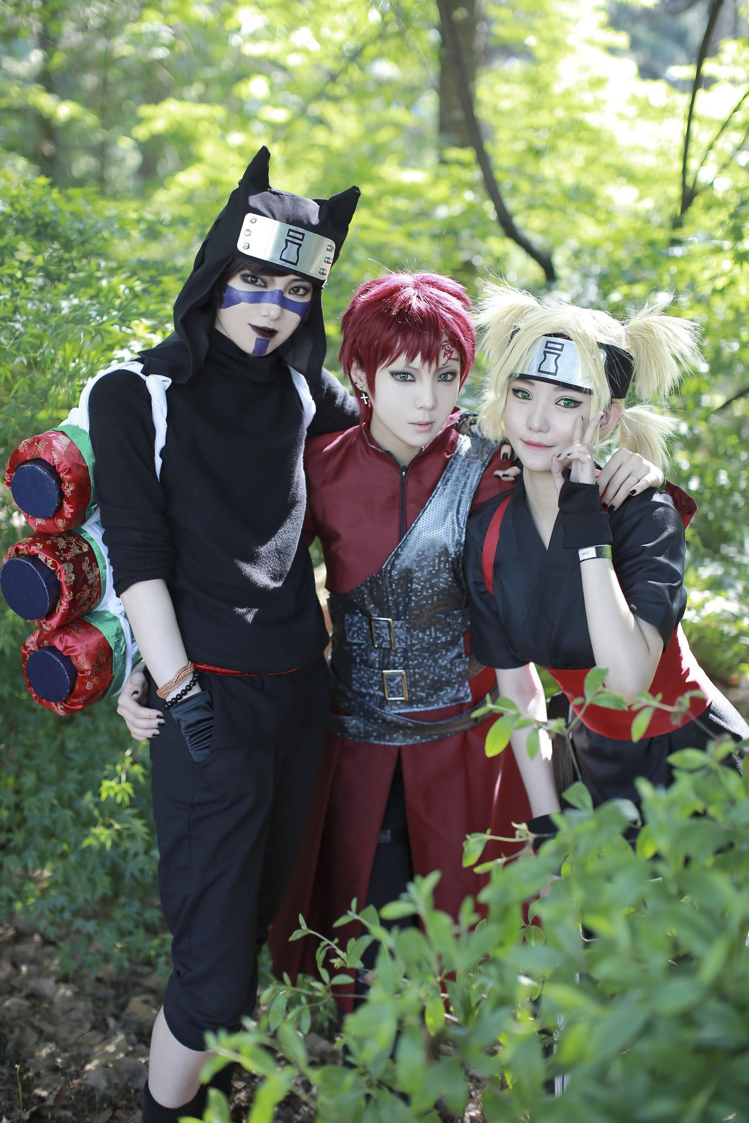 LeeaRaS2(아라) Gaara Cosplay Photo WorldCosplay Gaara