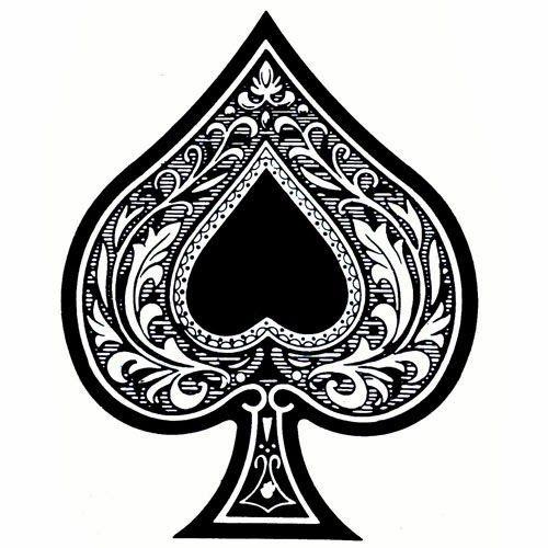 Ace Of Spades Art Pesquisa Google Herey Pinterest Tattoo