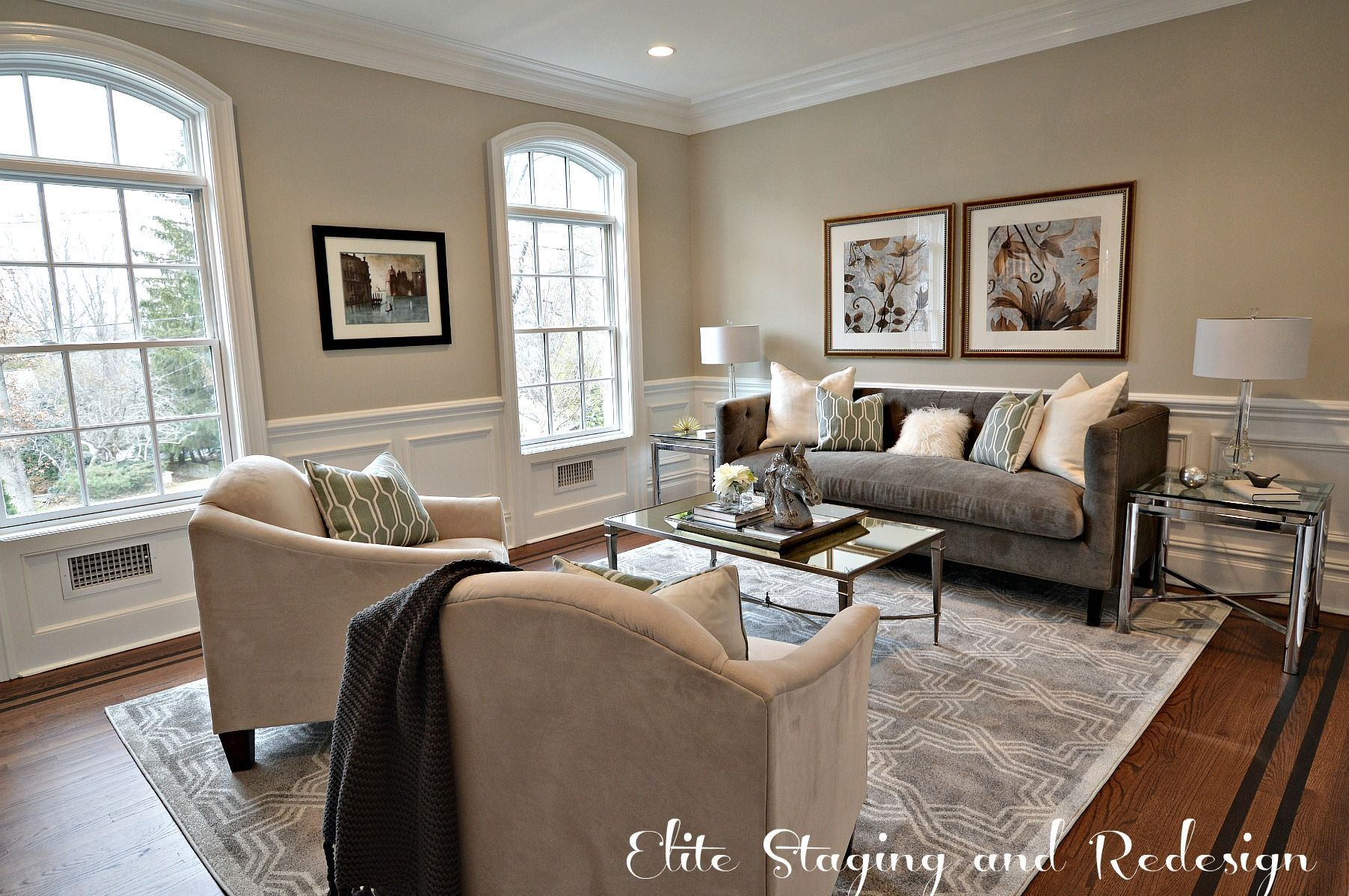 Best Paint Colors To Sell Your Home Beige Living Rooms Living