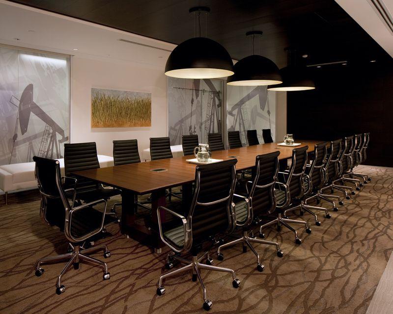Boardroom lighting | Conference Room Ideas | Corporate