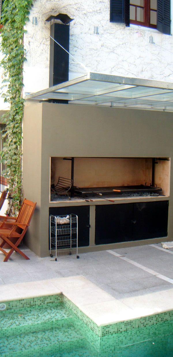 Casa renovada remodelacion reciclajes de casas ph 39 s reciclados pinterest bbq grill - Casa del barbecue ...