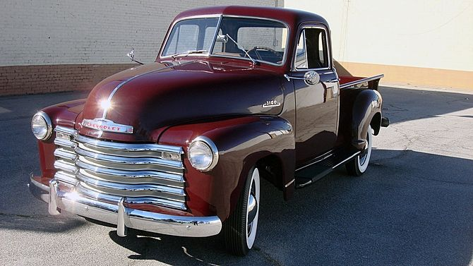 1953 Chevrolet 3100 5 Window Pickup 235 Ci 3 Speed Presented As
