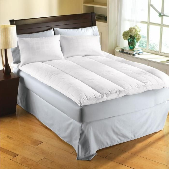 Pillow Top Mattress Covers Best Biosense Memory Foam Mattress Topper At Brookstone—Buy Now  Stuff
