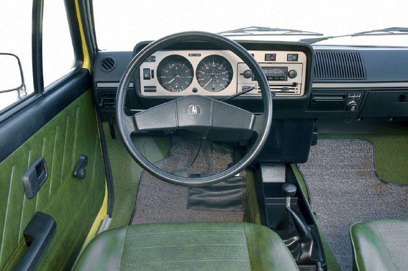 Volkswagen Golf 1500 MK1