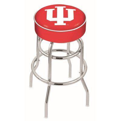 "Holland Bar Stool NCAA 30"" Swivel Bar Stool | Wayfair.ca"