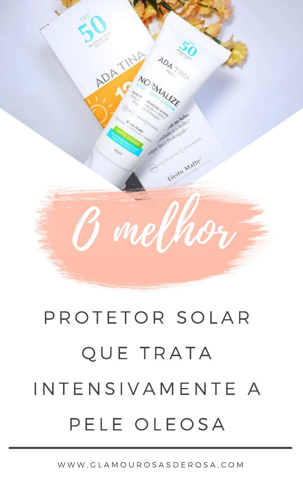 Protetor Solar Normalize Solar Matte Intense Fps 50 Com Imagens