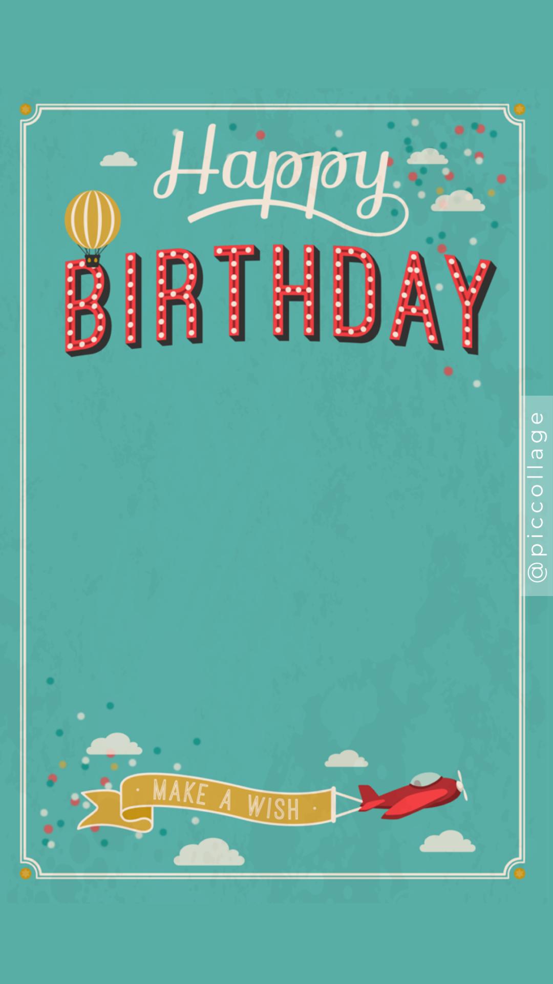 Digital Birthday Card Template Digital Birthday Cards Birthday Card Template Birthday Cards