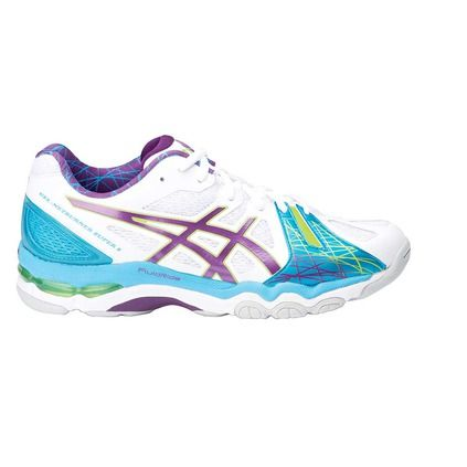 Asics Gel Netburner Super 5 Women\u0027s Netball Shoes
